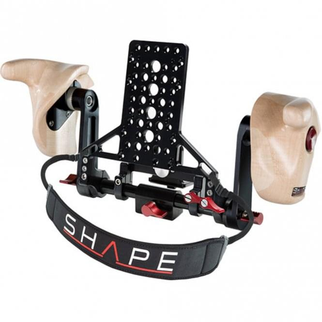 Shape SH-W-ICON2 Wireless Director's Kit with Wooden Handles