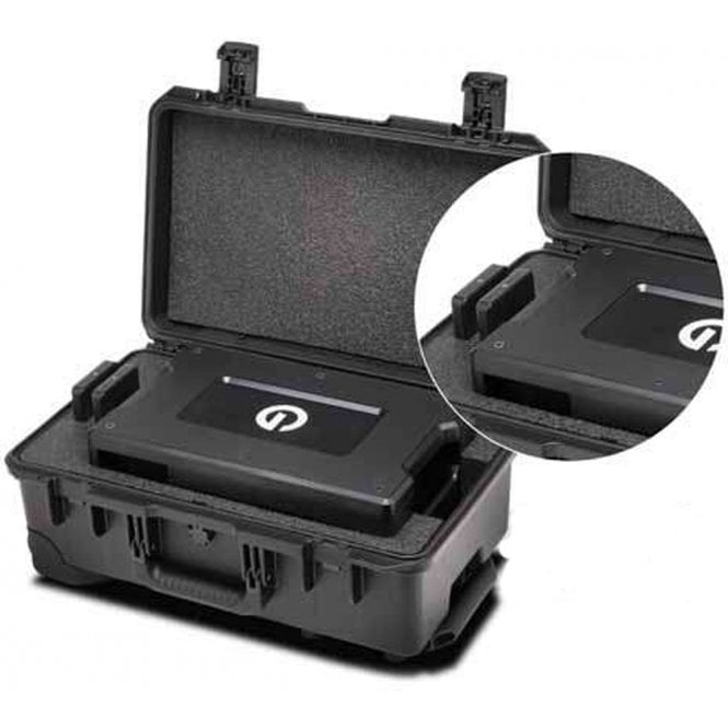 G-Technology GT-0G10328 Shuttle/Shuttle Ssd Case Peli Im2500 Ev Modules Foam Ww