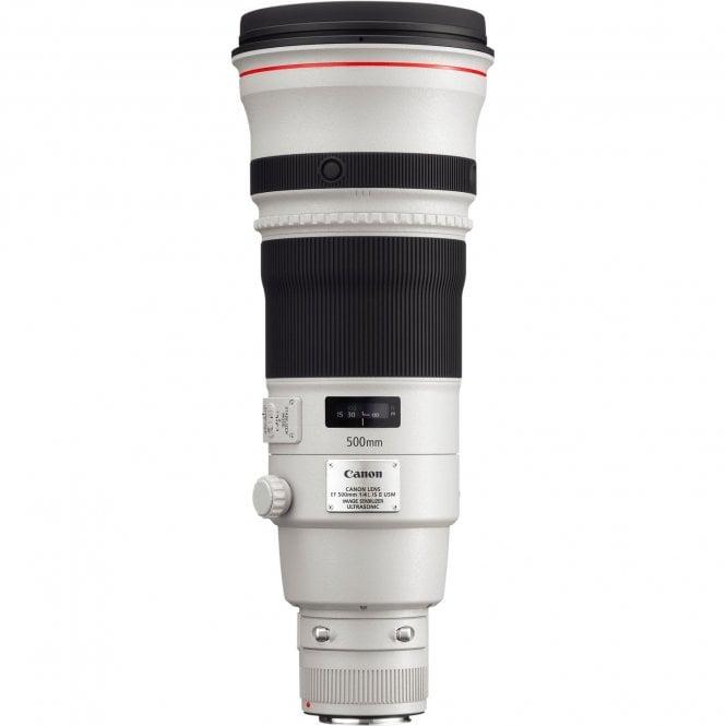 Canon 5124B005 EF 500mm f/4L IS II USM Lens