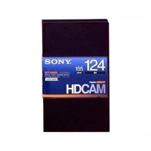 Bct-124Hdl hdcam-hd tape