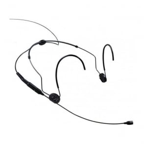 9866 HSP 2-EW black TRS Headset Microphone Black