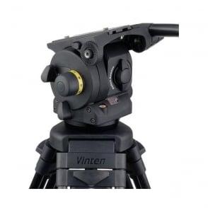 Vinten 3466-3 100mm Ball base head /with 1 telescopic pan bar
