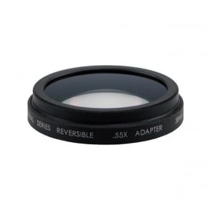 Century 0DS-55WA-58 .55X Wide Angle Reversible Adapter, 58mm