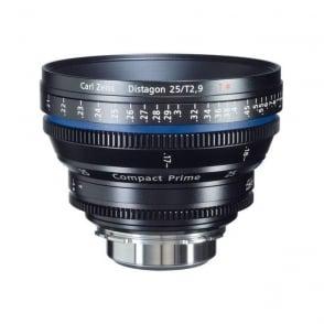 1796-596 Compact Prime CP.2 28mm / T2,1 T PL Mount Lens - imperial