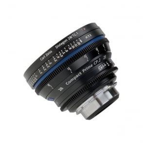 1796-597 Compact Prime CP.2 28mm / T2,1 T EF Mount Lens - metric