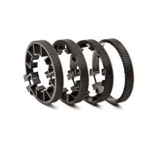 8-003-0107 Redrock Micro microLensGears Kit - 4 Gears Black