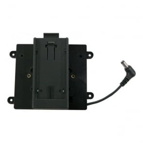 TV Logic BB 056B Dual 7.4V AF-100 Battery Bracket for VFM-056WP Monitor