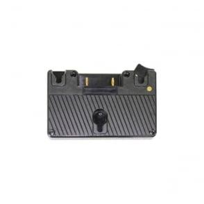 TV Logic G-mount-074 Anton-Bauer gold mount battery adapter for LVM-074