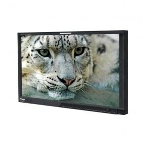 "TV Logic LVM-212W 21.5"" 3Gb, multi-format LCD monitor: (Gennum VXP & Lattice), audio de-embedder, Internal speaker, HDMI input, waveform/vectorscope"