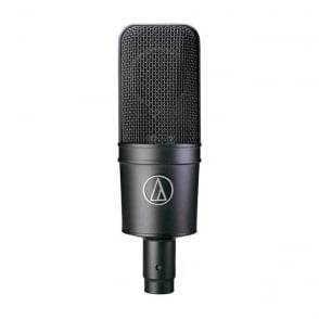 At4033Asm Cardioid condenser microphone with shock mount