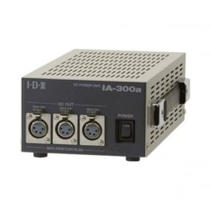 IDX IA-300a Stand-Alone 3 XLR Output Camera AC Adaptor