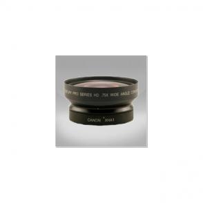 0HD-75CV-XLH .75X HD Wide Angle Converter, Canon Bayonet Mount