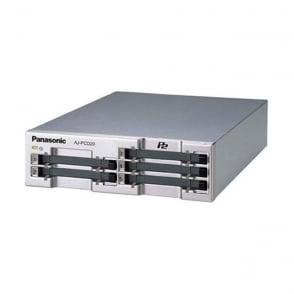 Panasonic PAN-AJPCD20EJ 5 Slot P2 Memory Card Drive USB