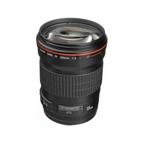EF 135mm f/2L USM High-quality Telephoto Lens