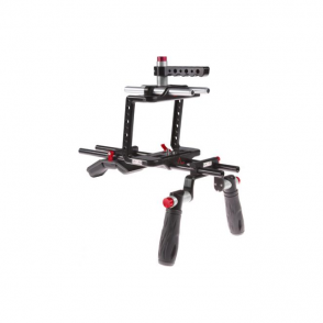 Shape SH-BMCCSM Blackmagic Shoulder Mount Camera Rig