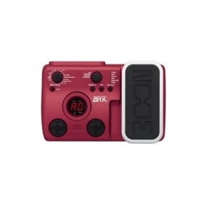 B1X  bass effects pedal