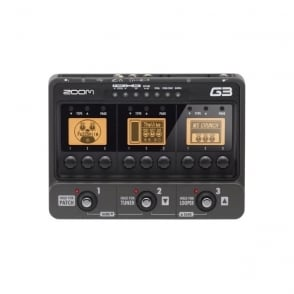 G3 guitar effects and amp simulator