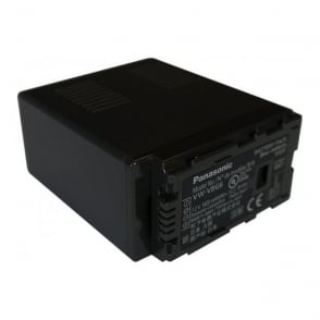 Panasonic PAN-VWVBG6E-K Extended Battery for AG-HMC41/81/151, AG-AF101/A, AG-AC130/A / AC160/A