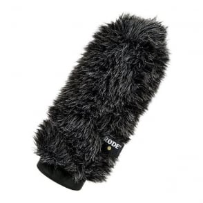 Rode WS7 Deluxe windshield for use with NTG-3 shotgun microphones