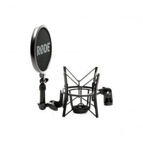 Rode NTSM6 Shock Mount with Detachable Pop Filter