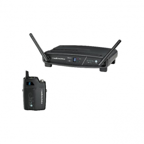 Audio-Technica ATW-1101	Single channel beltpack digital wireless system