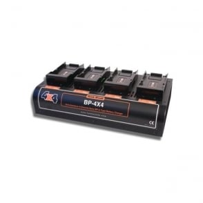 Hawk-Woods BP-4X4  BPU 4-Channel Fast Charger (16.4v)