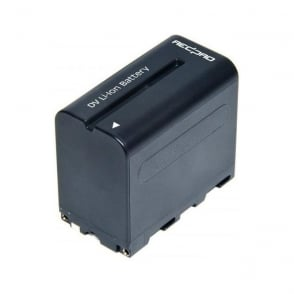 RP-NPF970 Lithium Ion Battery for any device using NPF style batteries