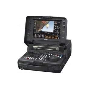 Sony PDW-HR1 XDCAM Professional Disc Field Station