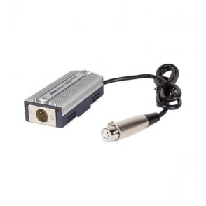 Datavideo DATA-DDC4012H In-Line XLR DC to DC 9-12v Converter