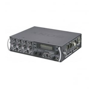 DMX-P01 Digital Portable Audio Mixer - 4 Channel