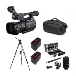Canon xf105 package d