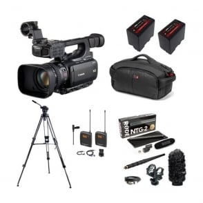 Canon xf 105 package e