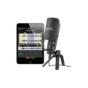 Rode NTUSB Versatile Studio Quality USB Condenser Microphone