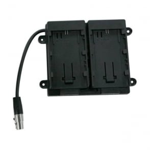 TV Logic BB 058E 7.4V Battery Bracket for Canon LP-E6 Batteries Dual
