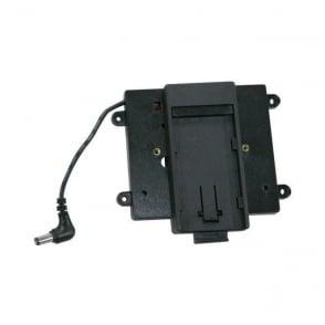BB-058U Battery Bracket for VFM-058W with Sony BP-U30/U60