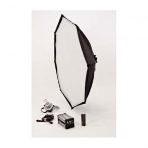 Dedolight SYS-400S-OCT5 Soft light head, 400/575 W daylight/tungsten kit