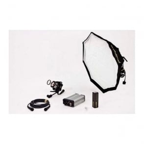 Dedolight SYS-200S-OCT3 Soft light head, 200 W daylight/tungsten kit