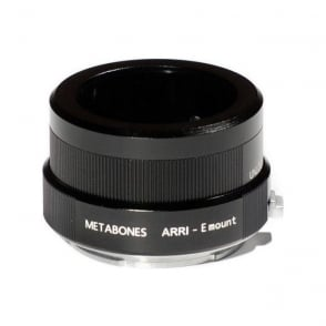 Metabones MB_Arri-E-BM1 Arriflex to E-mount/NEX Black Matt