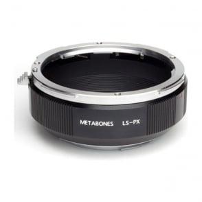Metabones MB_PK67-LS-BM1 Leica S to Pantax 6X7