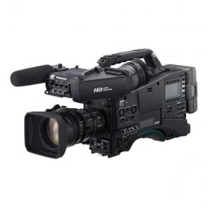 PAN-AJPX800GH Camera + CVF15 Viewfinder Bundle
