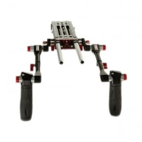 Shape BP8000 V-Lock Quick-Release Baseplate Kit