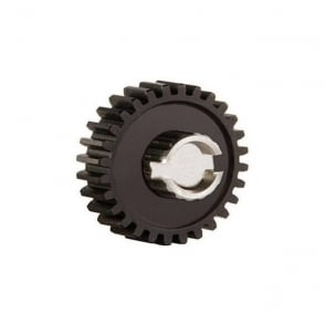 G028-0.8PRO 0.8mm Pitch 28 Teeth Aluminium Gear For FFPRO