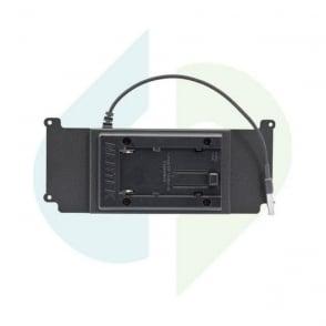 CD-OD-CBPplate Battery Plate for Canon BP-9x-Series