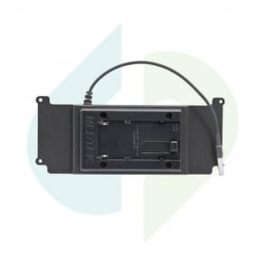 CD-OD-JVCplate Battery Plate for JVC Camcorder-style batteries