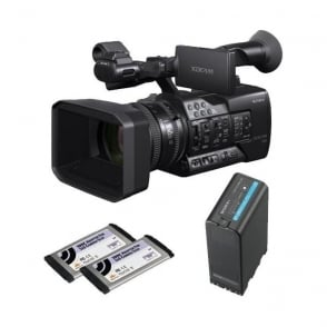 Sony PXW-X160 XDCAM with 25x Zoom lens package B