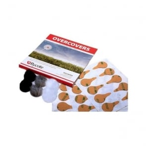 065508 25 x Overcover Packs - 30 uses re-usable fur covers