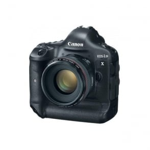 Canon EOS-1D X 18MP Digital SLR Body Only