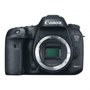 Canon EOS 7D MKII EOS 7D Mark II Body only