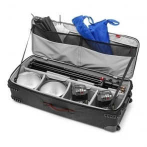 Manfrotto MB_PL-LW-97W Pro Light Rolling Camera Organizer: LW-97W PL
