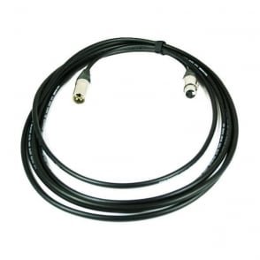 Digibroadcast 5 Metre 3 Pin Xlr Cable